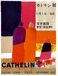 Affiche Cathelin