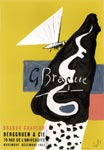 Georges Braque affiches