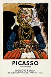 Galerie Bordas, Affiches Picasso